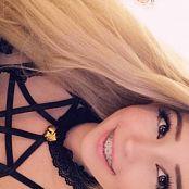 Belle Delphine Snapchat BDSM Story Picture Set