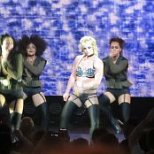 Britney Spears Womanizer & Break The Ice Live NY 2018 HD Video