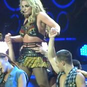 Britney Spears Clumsy Live O2 2018 HD Video