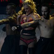 Britney Spears Oops I Did It Again Live New York 2018 4K UHD Video