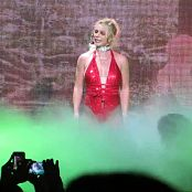 Britney Spears Toxic Live New York 2018 HD Video