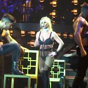 Britney Spears Do Somethin Live O2 2018 HD Video