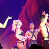 Britney Spears Freakshow & Do Somethin Live Paris France HD Video