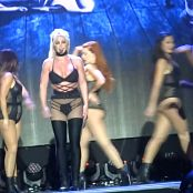 Britney Spears Breathe On Me Live Munchenladach 2018 HD Video