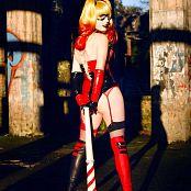 Giu Hellsing Harley Quinn Picture Set