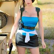 Giu Hellsing Jill Valentine Picture Set