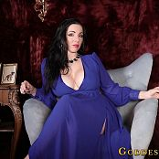 Goddess Alexandra Snow Encompassing Your Life HD Video