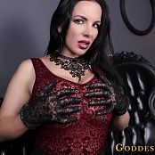 Goddess Alexandra Snow JOI Game 2 Endurance Test HD Video