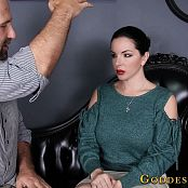 Goddess Alexandra Snow Trapping The Hypnotist HD Video