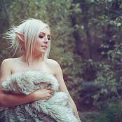 Jessica Nigri Forest Elf Picure Set