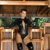 Sofia Sweety Leather Bodysuit NSS 4K UHD & HD Video 055