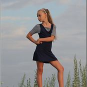TeenModelingTV Alice Navy Mini Picture Set