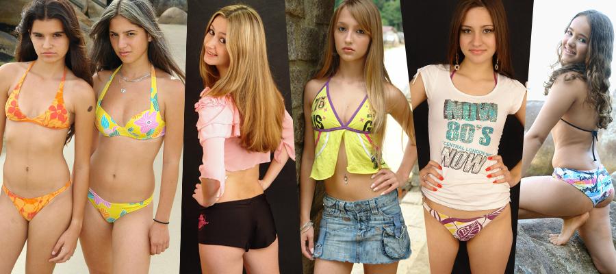 VisoDangelo Various Teen Models Picture Sets & Videos Megapack 2