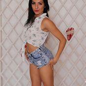 Angela Model Striptease HD Videos 096 – 099