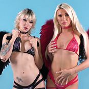 Aubrey Kate & Lena Kelly Transsexual Addiction 4 HD Video