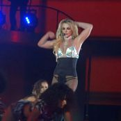 Britney Spears Till The World Ends Live London 2018 HD Video