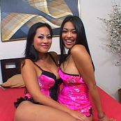 Gianna Lynn & Mika Tan Mr Chews Asian Beaver 4 DVDR Video