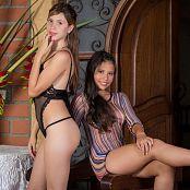 Luisa Henano Poli Molina & Tammy Molina Sisters Group 12 TCG Picture Set 012