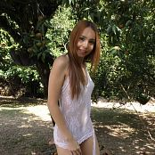 Mellany Mazo White Lingerie TM4B 4K UHD & HD Video 012