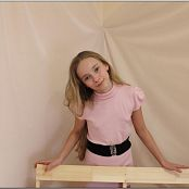 TeenModelingTV Alice Pink Belt Mini Picture Set