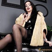 Goddess Alexandra Snow Leverage HD Video