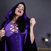 Goddess Alexandra Snow Magic Ingredent 2 HD Video