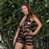 Jasmin Black Mini Dress JTM Picture Set 081