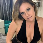Kalee Carroll OnlyFans Black Dress HD Video