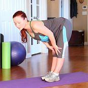 Sexy Pattycake Workout Picture Set