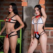 Sofia Sweety & Dulce Garcia Stable NSS Picture Set 070