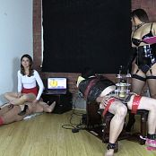 AstroDomina Eding Game for Chastity Slave HD Video