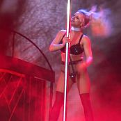 Britney Spears Slave 4 You Live O2 Arena HD Video