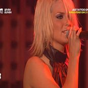 Girls Aloud Sound of the Underground Live TMF Awards 2003 Netherlands HD Video