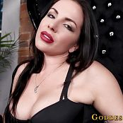 Goddess Alexandra Snow Gloryhole Assignment HD Video
