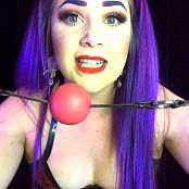 LatexBarbie Ballgagged HD Video