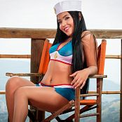 Susana Medina Blue Sailor TCG Picture Set 007