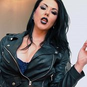 Young Goddess Kim Leather & Lust HD Video