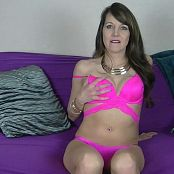Andi Land Stroke It For Me HD Video
