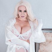 Bryci Emma Frost Bedroom Cosplay Picture Set