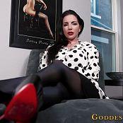 Goddess Alexandra Snow Cuck For My Feet HD Video