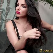 Goddess Alexandra Snow Slave To Me & Me Alone HD Video