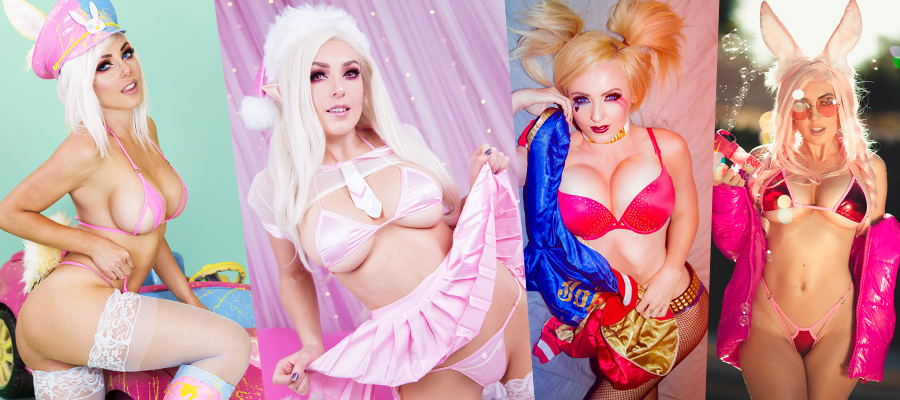 Jessica Nigri Massive Picture Sets & Videos Megapack
