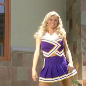 Bree Olson Cheerleader DVDR Video