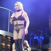 Britney Spears Do Something Live Scarborough UK Video