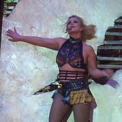 Britney Spears Me Against The Music Live O2 HD Video