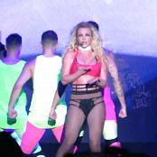Britney Spears Boys Live Paris France 2018 HD Video