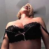 Nikki Sims Black Lingerie On Top Tease Camshow Cut Video