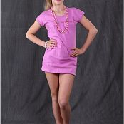 TeenModelingTV Alice Pink Beads Picture Set