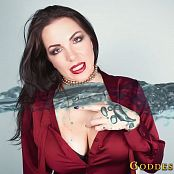 Goddess Alexandra Snow Draining Your Dignity HD Video