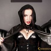 Goddess Alexandra Snow Ensnared By The Witch HD Video